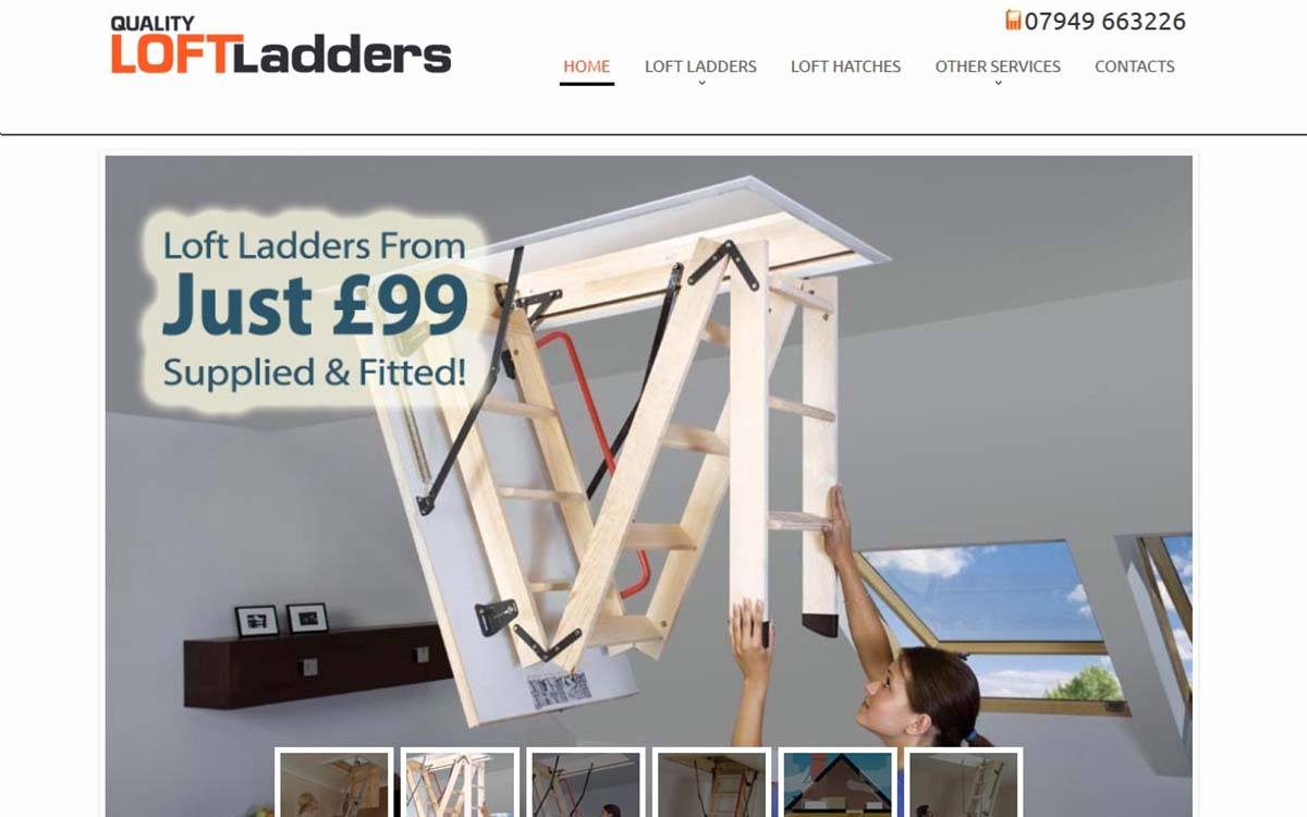 Quality Loft Ladders Avondhu Internet Services