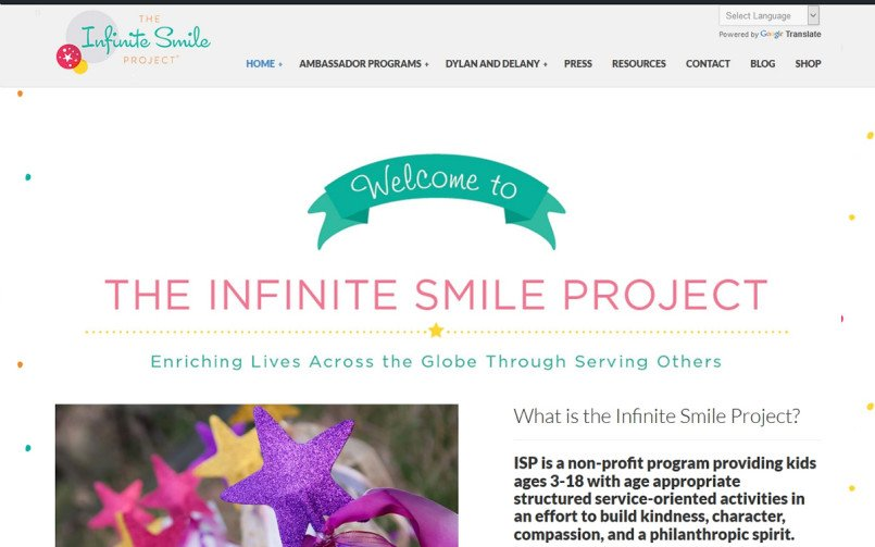 The Infinite Smile Project