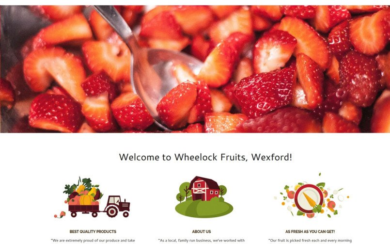 Wheelock Fruits